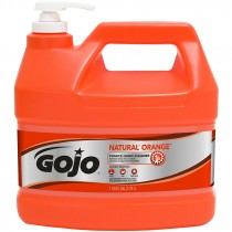 GOJO® Orange Hand Cleaner with Pumice - 1 Gal.