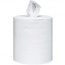 2-Ply Center Pull Towels, 6 Rolls per Box
