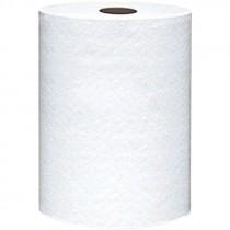 #860B VonDrehle® Preserve® Hardwound Towels - White - 600' - 12 Rolls / Per Case