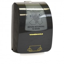 VonDrehle® Pull-Down Hardwound Towel Dispenser