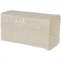 Center Fold Towels - White - 12 Packs per Case