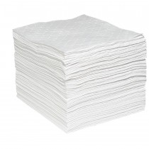 """16"""" x 20"""" Oil Only Meltblown Sorbent (Bale of 100)"""
