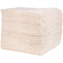 """16"""" x 18"""" Oil Only Cold Form Sorbent Pads - Heavy Weight (100 Pads Per Bale)"""