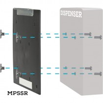 ADAPTER BRACKET FOR RECESSED CABINETS