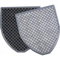 "Drip Wick™ 16"" x 20"" Absorbent Floor Mat for Urinal - 6 per Case"