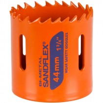 """1-3/4"""" Bi-Metal Hole Saw for Stainless and Steel"""