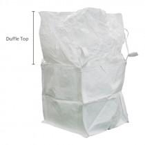35 X 35 X 45 SAND BAG W/ LIFTING LOOPS  AND DUFFLE TOP 3000/LB CAPACITY