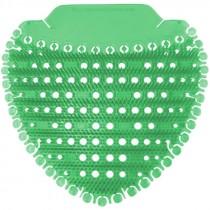 AeroChem™ Urinal Deodorizer Screen, Cucumber Melon, Green