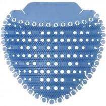 AeroChem™ Urinal Deodorizer Screen, Soft Linen, Blue