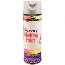 # 210 Silver Inverted Survey Marking Paint