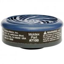 Moldex® Organic Vapor Cartridge for Respirators, Pair