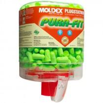 Moldex® Purafit® PlugStation® Earplugs, 250 Pairs, Uncorded
