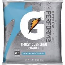 Gatorade® 2-1/2 Gal. Powder Mix - Glacier Freeze (Sold  in Boxes of 32)