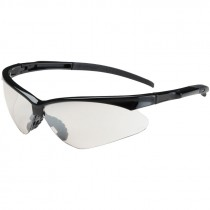Adversary™ Safety Glasses, Indoor/Outdoor Lens, Anti-Scratch Coating
