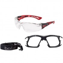 Bolle Rush Safety Glasses Foam and Strap Kit