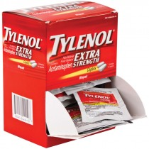 Tylenol Extra Stregnth - Box of (50) 2-Packs