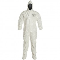 DuPont™ Tychem® SL122B WH Coverall, 3-XL