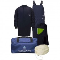 40 CAL/CM² Arc Flash Kit W/ Balaclava without Gloves, Medium