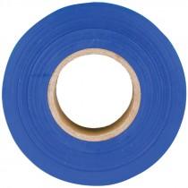 """1-3/16"""" x 100 Yd Flagging Tape - Blue"""