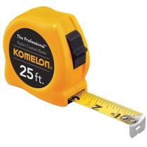 """25 ' X 1"""" Komelon Basic Tape Measure"""