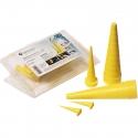 Tapered Sealing Plugs