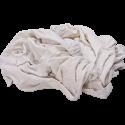 Reclaimed White Knit Rags