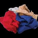 Colored Sweatshirt Rags