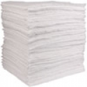Oil Only Sorbent Pads & Rolls