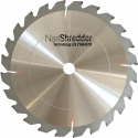 Nail Shredder Technology® Circular Blades