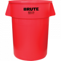 Rubbermaid® Brute® Trash Cans
