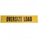 Oversize Load Vehicle Banner