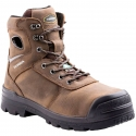 Terra® Marshal Work Boot, Composite Toe, Puncture Resistant Sole, Brown
