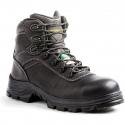 TERRA® QUINTON WORK BOOT, COMPOSITE TOE, PUNCTURE RESISTANT SOLE, BLACK