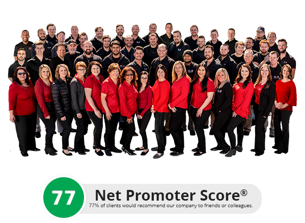 77 Net Promotor Team - Join the team that makes a difference!