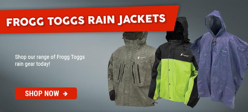 Frogg Toggs Rainwear