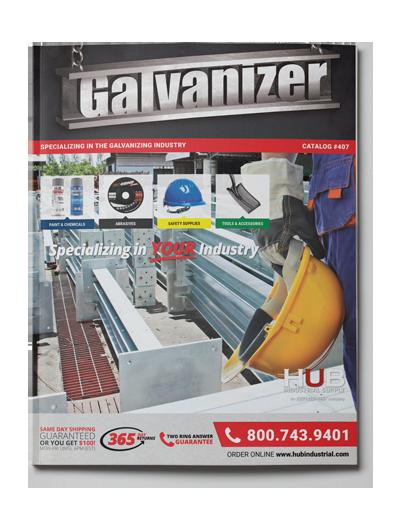 Galvanizer Catalog